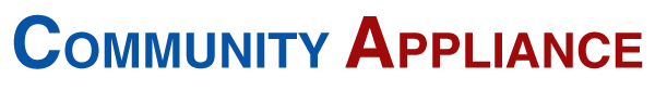 Community Appliance Logo