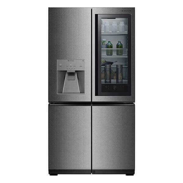 LG SIGNATURE 31 cu. ft. Smart wi-fi Enabled InstaView Door-in-Door® Refrigerator Product Image